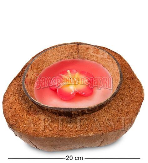 36-010 Свеча в кокосе (о.Бали)
