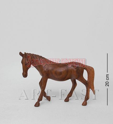 """15-027 Статуэтка """"Дикая лошадь"""" 25 см суар"""