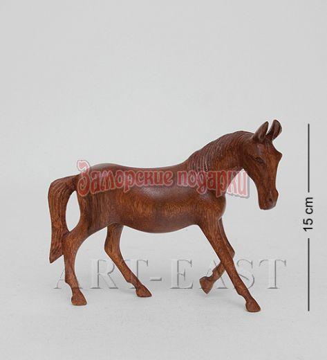 """15-028 Статуэтка """"Дикая лошадь"""" 15 см суар"""