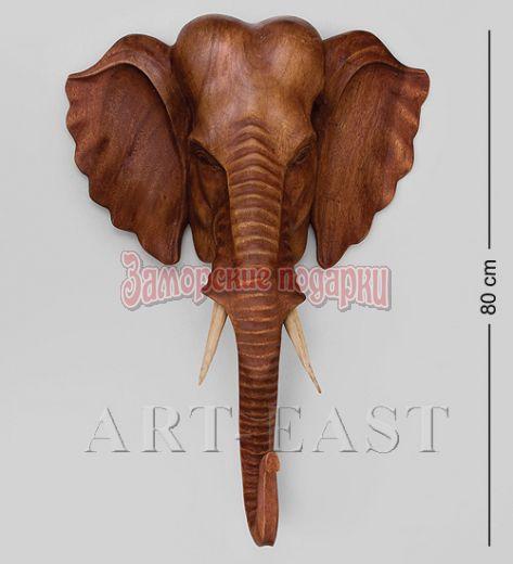 """15-051 Панно """"Индийский слон"""" 80 см суар"""