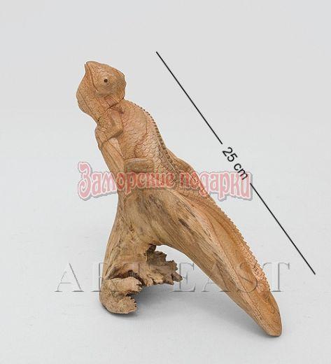 "45-015 Статуэтка ""Хамелеон"" 25 см"