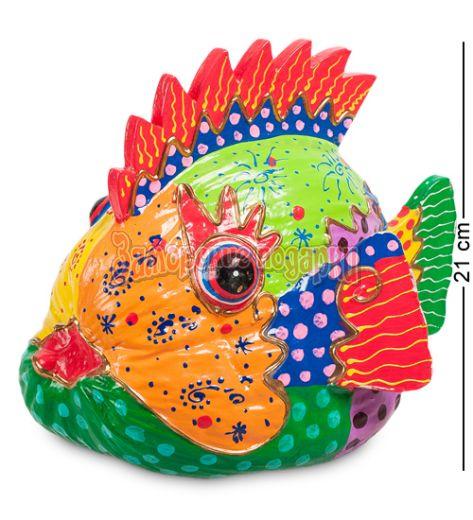 """29-001 Фигура """"Рыба"""" из кокоса (о.Бали)"""