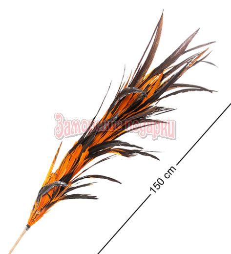 14-046 Декоративный веничек из перьев (о. Бали)