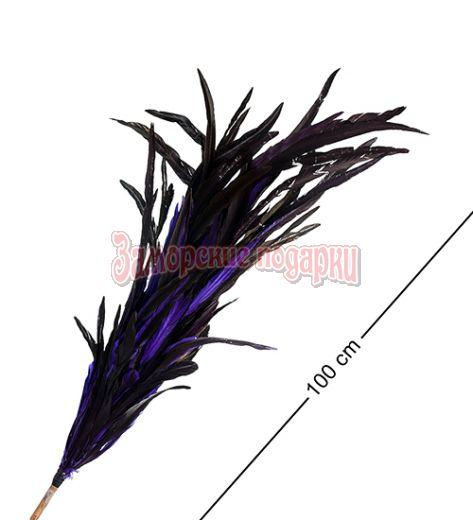 14-059 Декоративный веничек из перьев (о. Бали)