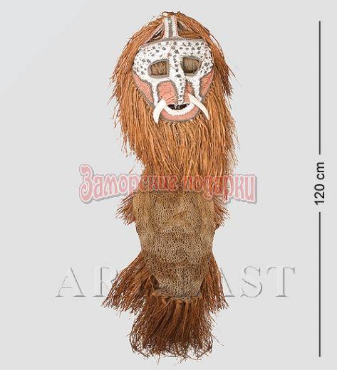 26-020 Панно Маска аборигена (Папуа)