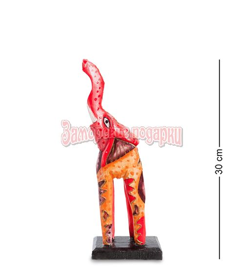 """99-384 Статуэтка """"Слон"""" 30 см (албезия, о.Бали)"""