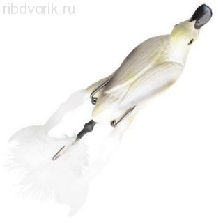 Приманка SG 3D Hollow Duckling 10 40g 04-White 57655