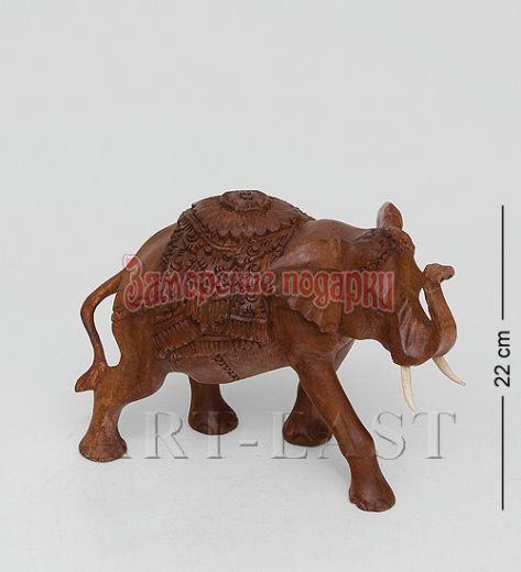"""15-033 Статуэтка """"Слон"""" суар"""