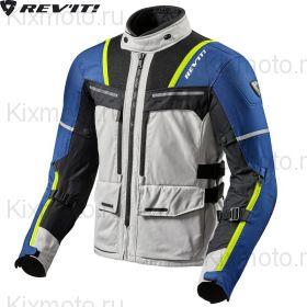 Куртка Revit Offtrack, Серо-Синяя