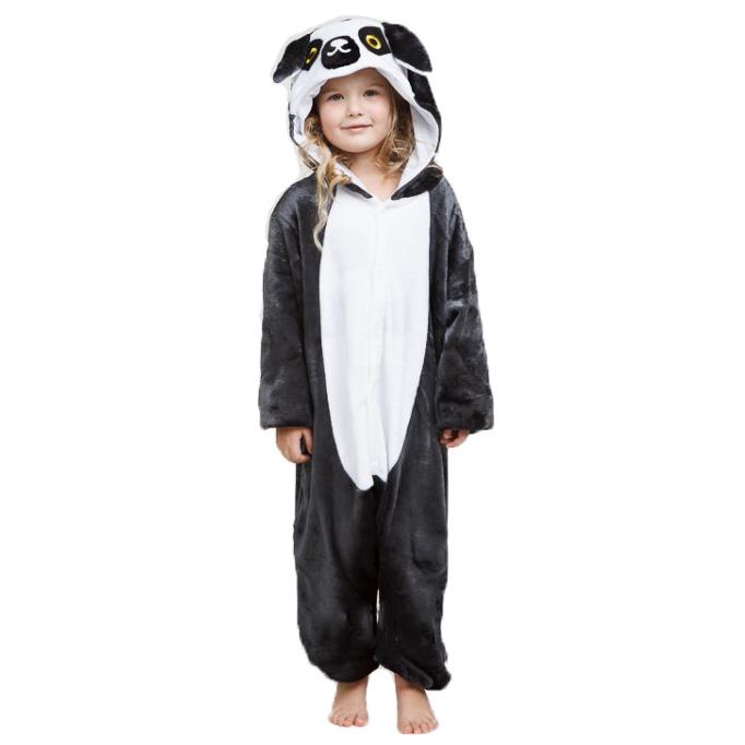 Детская Пижама Кигуруми Лемур
