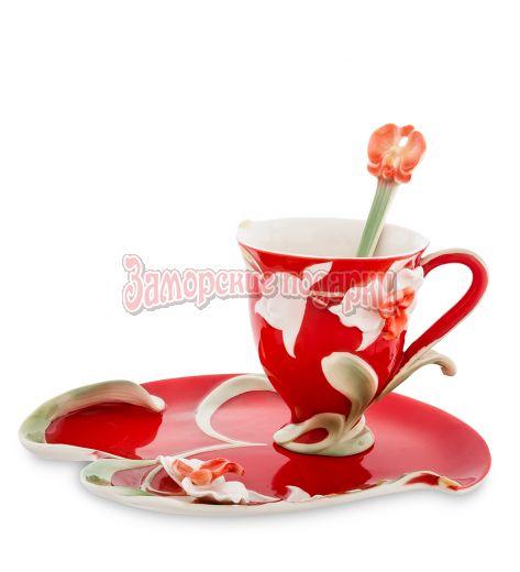 "FM-01/14 Чайная пара ""Орхидея"" (Pavone)"