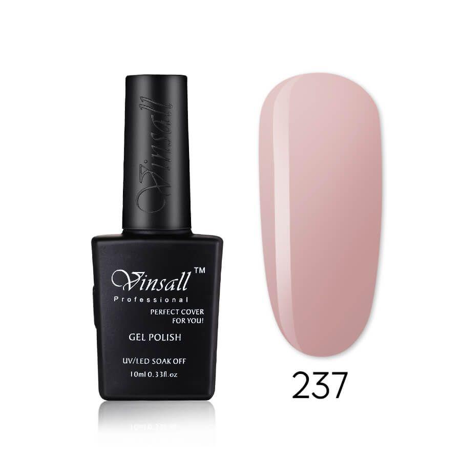 Vinsall Cover pink гель-лак №237, 10 мл