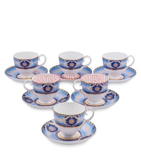 """JK- 15 Чайный набор на 6 перс.""""Флоренция"""" (Pavone)"""