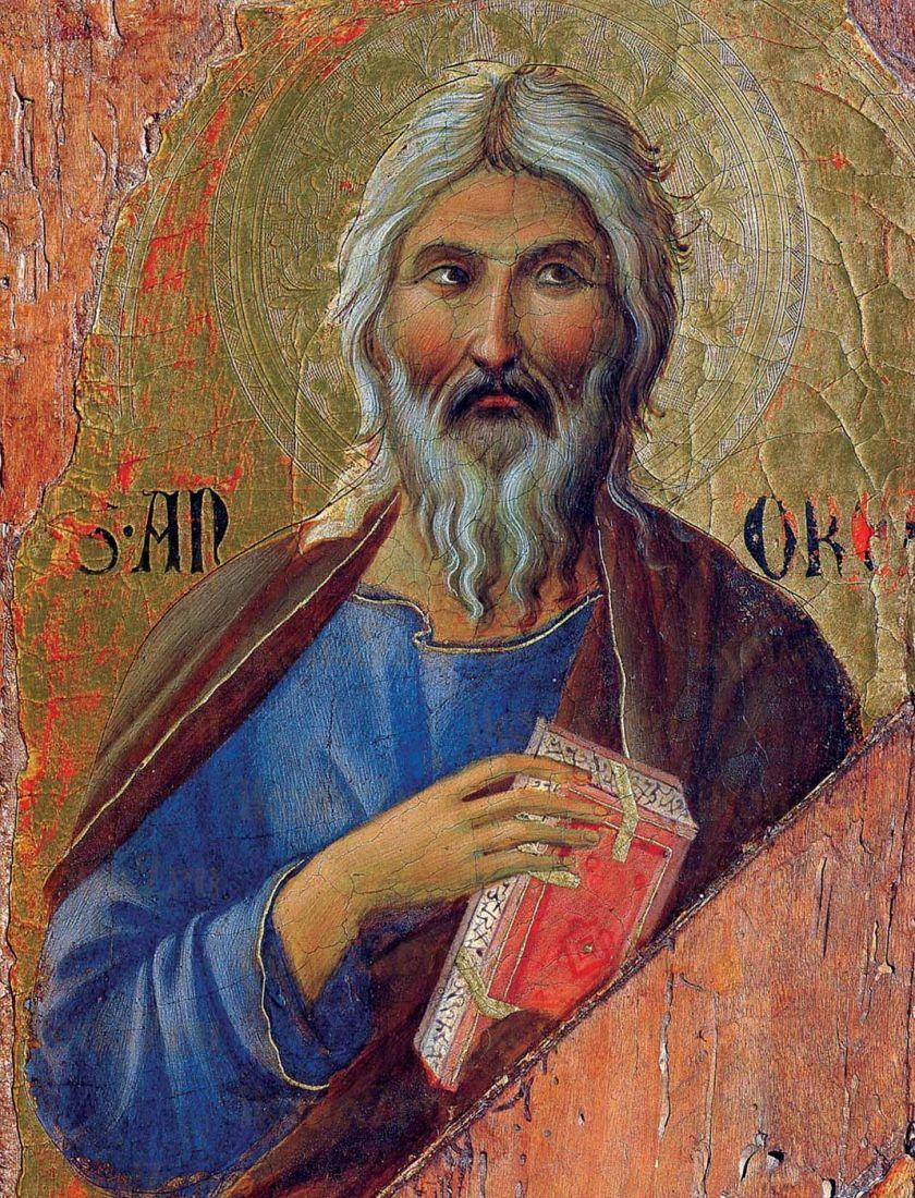 Икона Апостол Андрей Первозванный