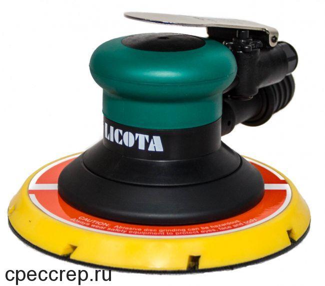 Орбитальная шлифовальная машинка Licota PAS-10067-6APRO