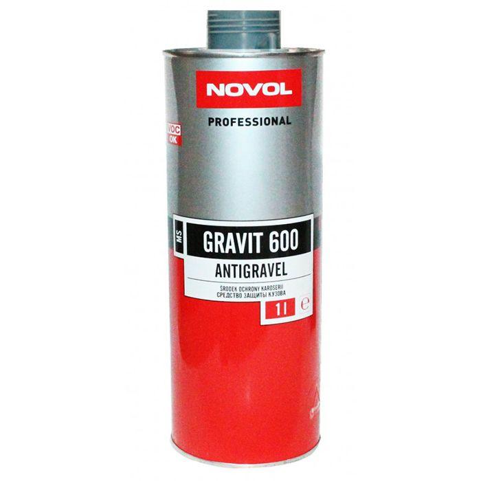 NOVOL Антигравий MS GRAVIT 600 серый, объем 1л.