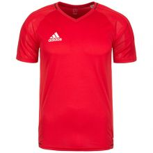 Футболка adidas Tiro 17 Training Jersey красная