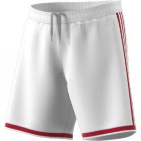 Игровые шорты adidas Regista 18 бело-красные