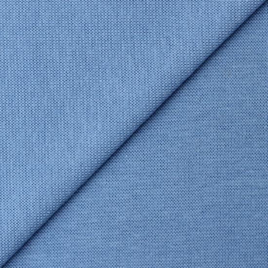 Лоскут трикотажной ткани Небесно-голубой