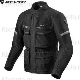 Куртка Revit Outback 3, Черно-серая
