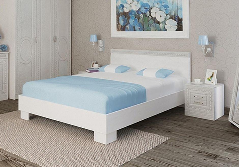 Кровать 1.4 м Гертруда
