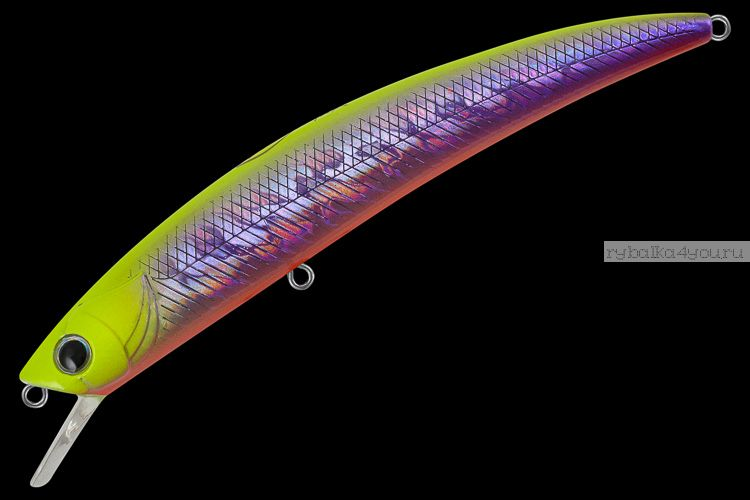 Воблер TsuYoki Tamer 112SP 112 мм / 12,7 гр / Заглубление: 0,3 - 0,5 м / цвет: 072СН