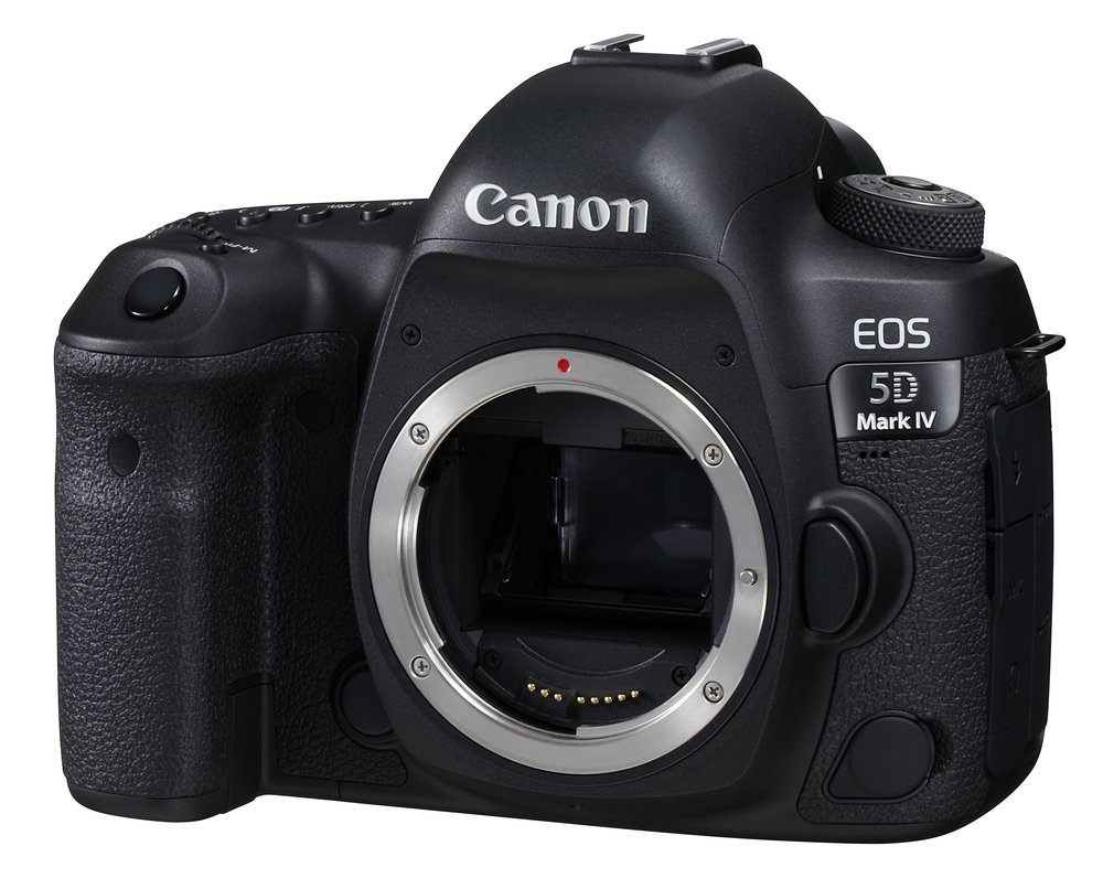 Canon EOS 5D Mark IV Body (Japan)