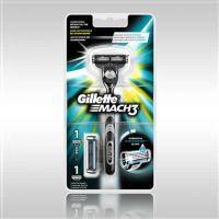 Gillette Mach 3 c 2 насадками