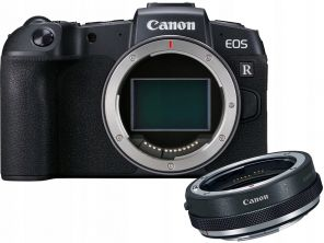 Canon EOS RP Body+ EF-EOS R адаптер
