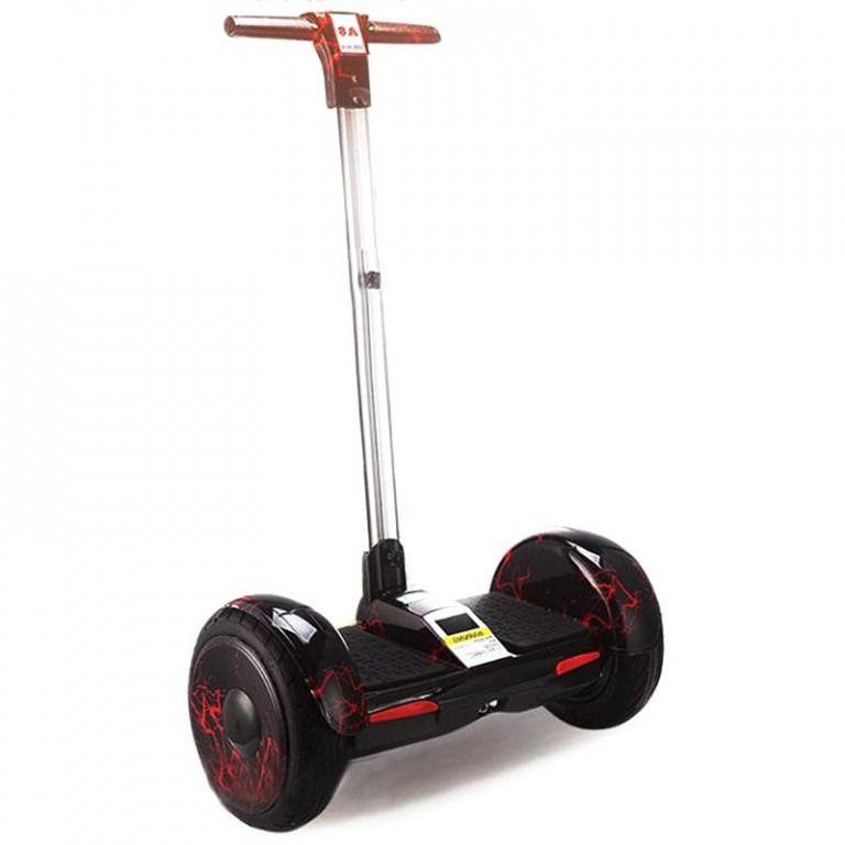 Сегвей Smart Balance A8 New 10,5 Красная Молния
