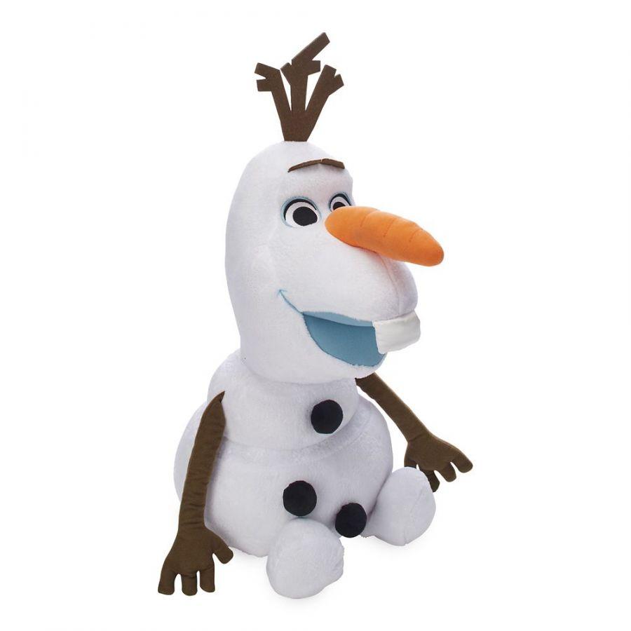 Снеговик Олаф Olaf плюшевый 35 см Дисней