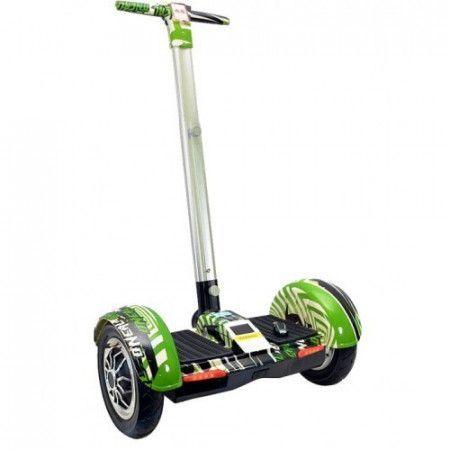 Сегвей Smart Balance A8 Зеленый граффити