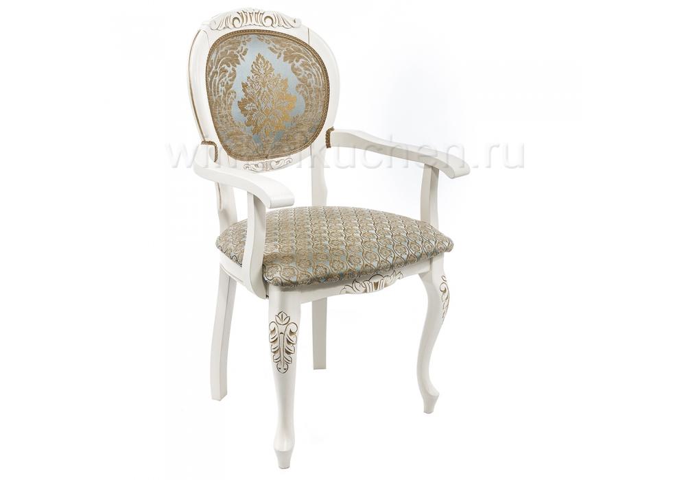 Кресло Кресло Adriano 2 молочный