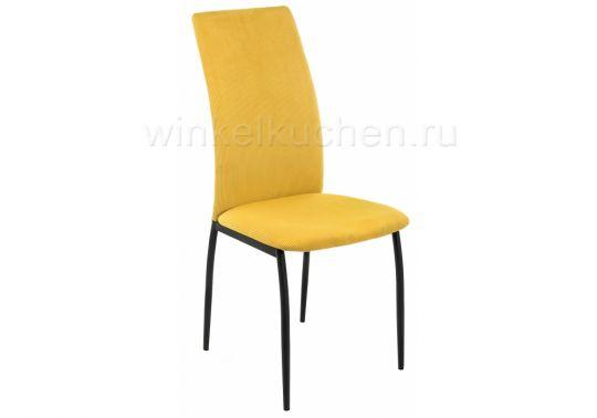 Стул Tod yellow / black