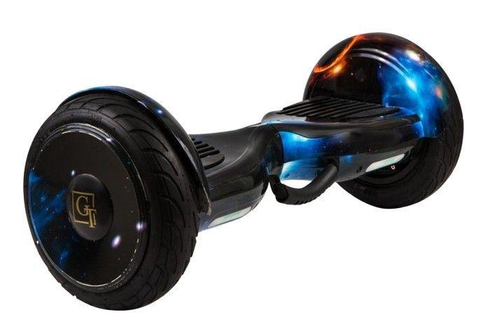 Гироскутер GT Smart Wheel 10,5 Самобаланс + App Синяя Сфера