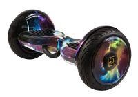 Гироскутер GT Smart Wheel 10,5 Самобаланс + App Фиолетовый Космос