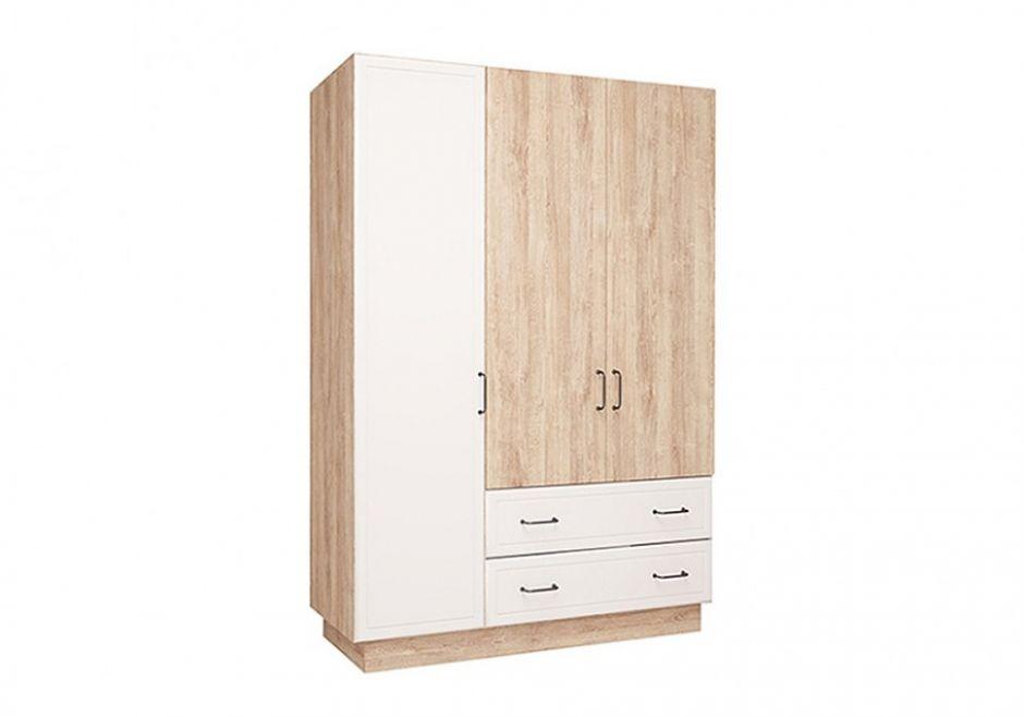 Шкаф 3-х дверный Ханна
