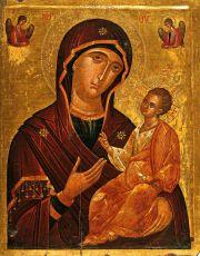 Икона Одигитрия (Смоленская)