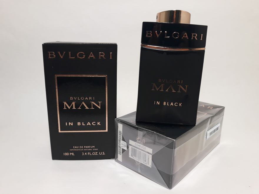 Bvlgari Man In Black 100 мл