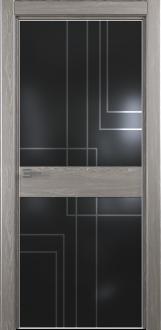 Межкомнатная дверь Ultra 18 Рисунок Трек