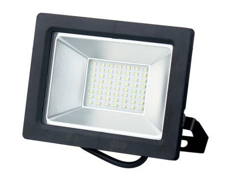 Прожектор светодиодный 50 Вт gauss LED IP65 6500К