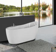 Ванна акриловая отдельностоящая 150x80 BELBAGNO BB301