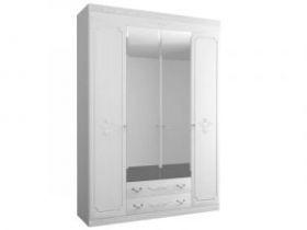 Шкаф 4-х дверный Мария Луиза 4