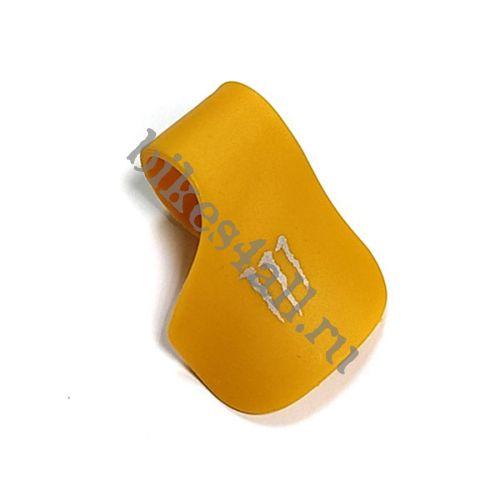 Круиз-контроль на руль 22 мм - желтый