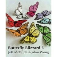 Реалистичные бабочки - REFILL for Butterfly Blizzard by Jeff McBride & Alan Wong