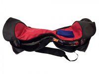 Сумка-рюкзак Smart Balance черно-бордовая для гироскутера 6.5 дюймов