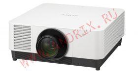 Проектор Sony VPL-FHZ120L белый (без объектива)