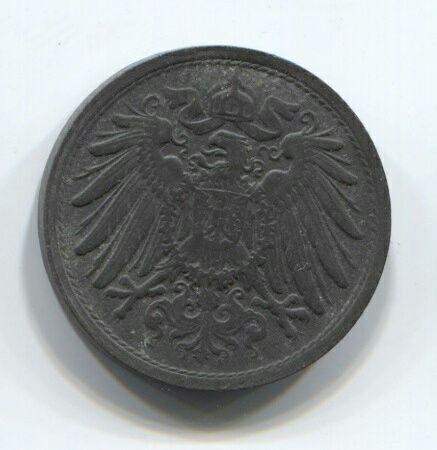 10 пфеннигов 1920 года Германия XF