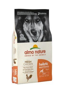 Almo Nature Для Взрослых собак Крупных пород с Курицей