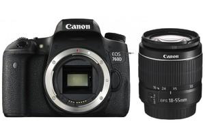Canon EOS 760D Kit 18-55 III